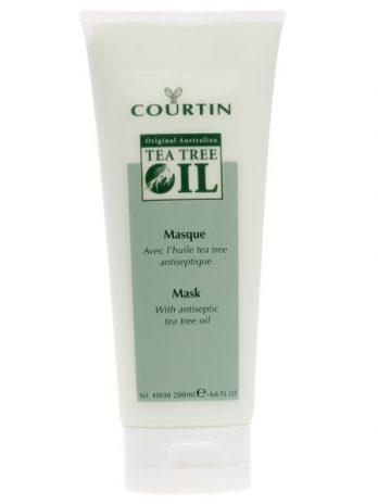 Courtin antiseptic maszk – összehúzó, nyugtató, gyulladás csökkentő