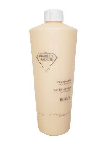 Brilliant vitalizáló arclemosótej – antioxidáns – öregedő, száraz bőrre