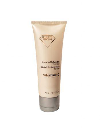 C-vitamin anti-tiredness szemránckrém – energizáló – fáradt bőrre