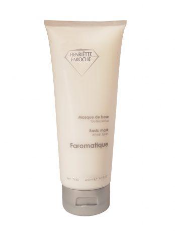Faromatique basic krémmaszk – minden bőrtípusra