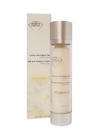 C-vitamin 24h energizáló krém – fáradt, érettebb bőrre