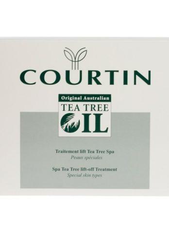 Courtin Spa teafaolajos-algás kezelőszett