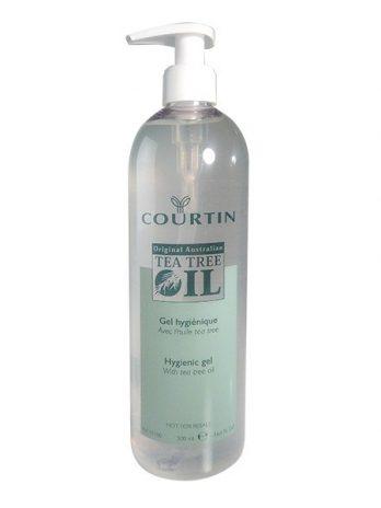 Courtin higiéniai gél fertőtlenítő hatással (gyantázás után kiváló)