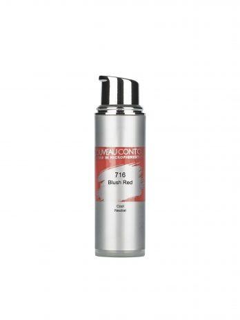 Nouveau Contour Blush Red organikus száj pigment